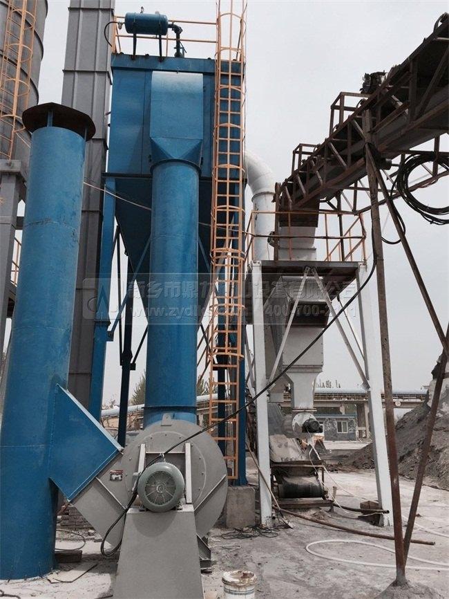 GS型干式砂粉分离机