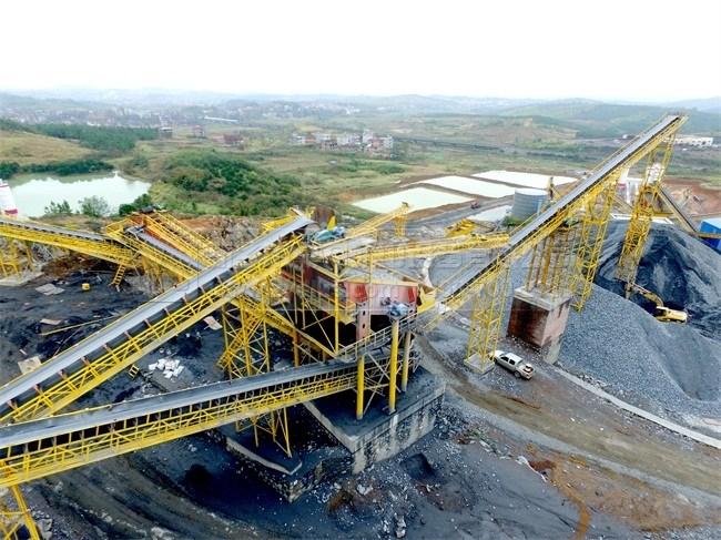 湖南省衡阳市耒阳市泰安建材时产500吨砂石生产线