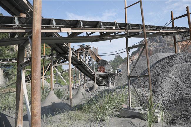 采石厂设备