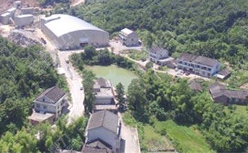 时产800吨大型采石场