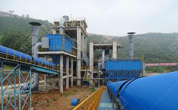 年产300万吨采石场生产线