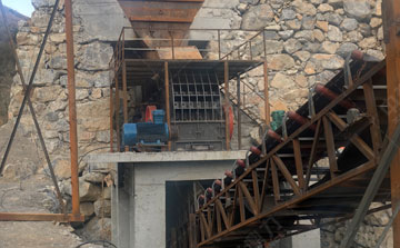 时产400吨碎石生产线