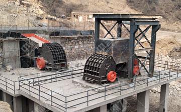 年产500万吨砂石料生产线