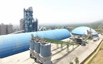 日产5000吨碎石生产线
